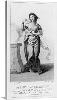 Elizabeth Chudleigh Duchess of Kingston