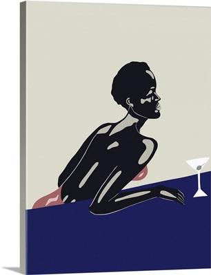Evening Drink, 2016