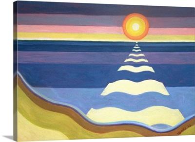Evening Sun, 2003
