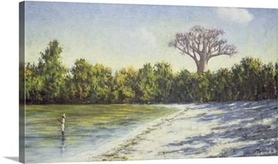 Fishing in Africa, 1996