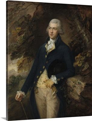 Francis Basset, Lord de Dunstanville, c. 1786