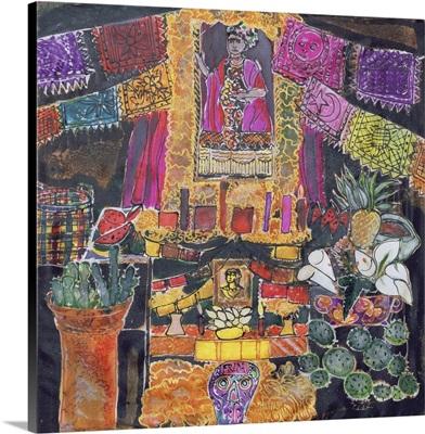 Frida Kahlo Shrine, 2005
