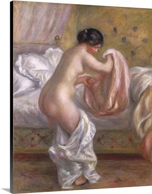 Gabrielle Arising, 1909