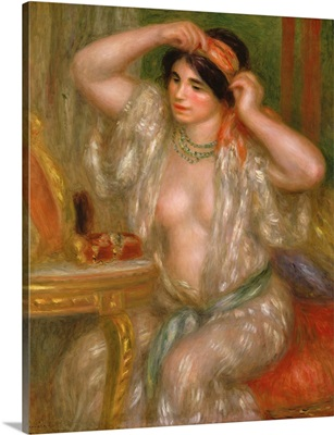 Gabrielle at the Mirror, 1910
