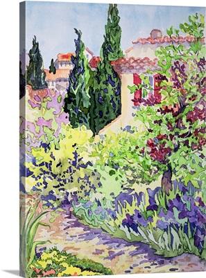Garden at Vaison