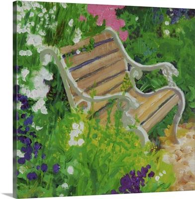 Garden Bench, 2007/8