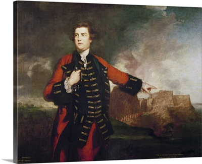 General William Keppel, Storming the Morro Castle,