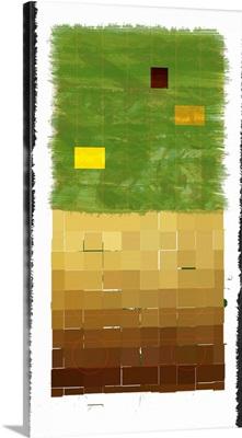 Genesis Day III: Vegetation, 2014