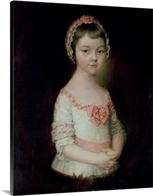 Georgiana Spencer, afterwards Duchess of Devonshire