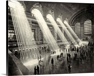 Grand Central Terminal, New York, 1930