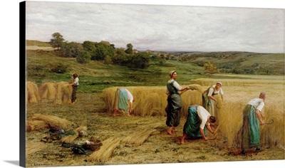 Harvest, 1874