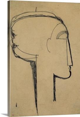Head in Profile