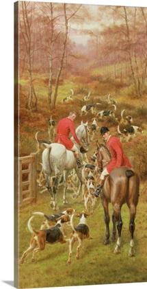 Hunting Scene, 1906