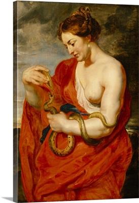 Hygeia, Goddess of Health, c. 1615