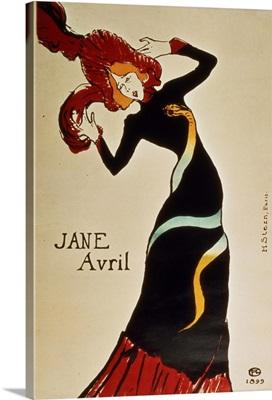 Jane Avril (1868 1943) 1899