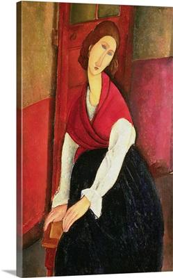 Jeanne Hebuterne, 1919