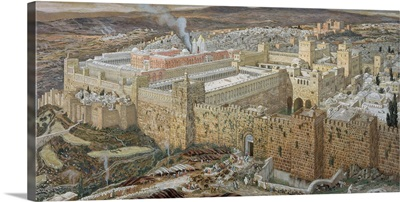 Jerusalem and the Temple of Herod in Our Lord's Time