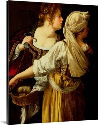 Judith and her Servant