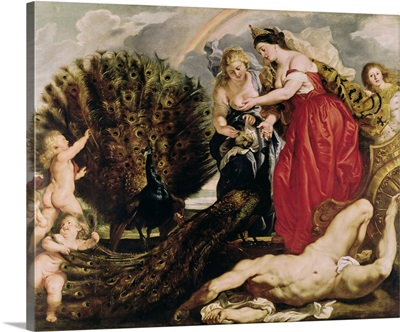 Juno and Argus, 1611