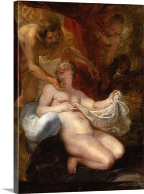 Jupiter and Danae