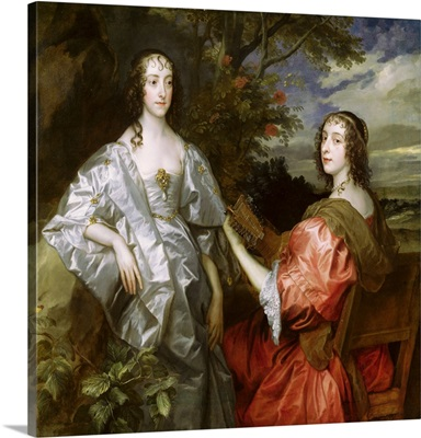 Katherine Countess of Chesterfield, and Lucy Countess of Huntingdon