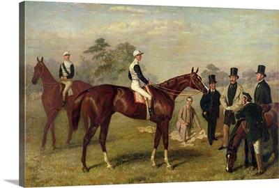 Kettledrum, 1861-62