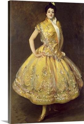 La Carmencita, 1890