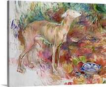 Laerte the Greyhound, 1894 (oil on canvas)
