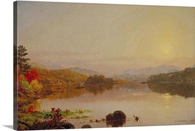 Lake Wawayanda, 1876