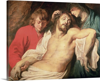 Lament of Christ by the Virgin and St. John, 1614/15