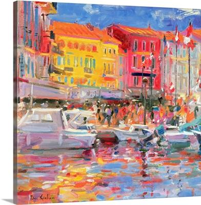 Le Port de St Tropez, 2002