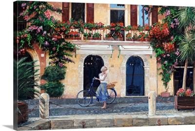 Limone, Lake Garda, Italy, 2003