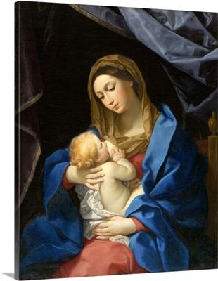 Madonna And Child, C1628-1630