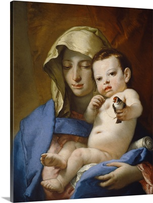 Madonna of the Goldfinch, c. 1767-70