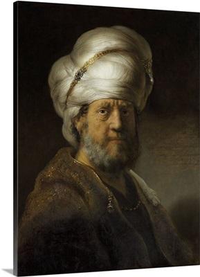 Man in Oriental Dress, 1635