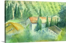 Marcelliana, Tuscany