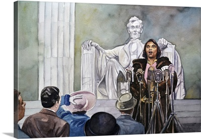 Marian Anderson Sang!, 2010