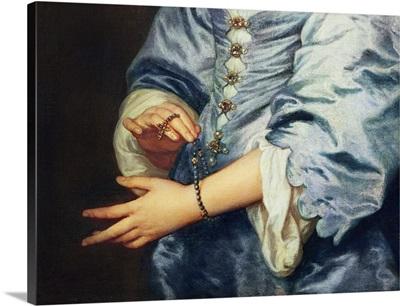 Marie Ruthven, Lady Van Dyck