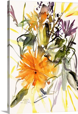 Marigold and Other Flowers, 2004