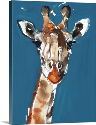 Masai Giraffe, 2018
