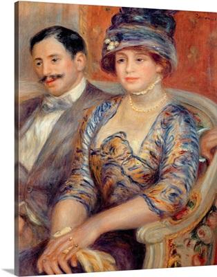 Monsieur et Madame Bernheim de Villers, 1910
