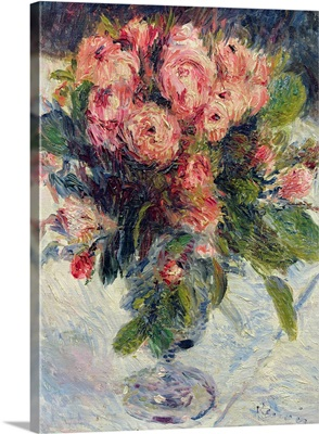 Moss Roses, c.1890