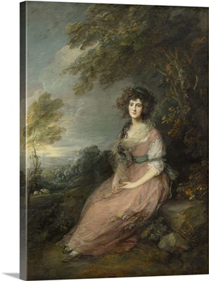 Mrs. Richard Brinsley Sheridan, 1785- 87