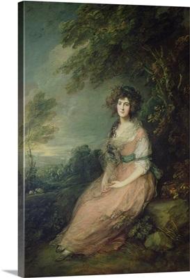 Mrs. Richard Brinsley Sheridan, c.1785 87