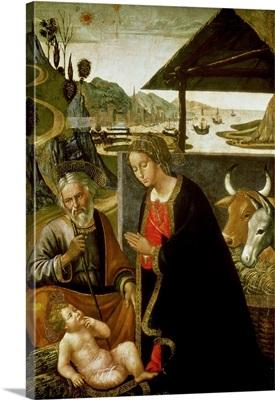 Nativity, c.1490