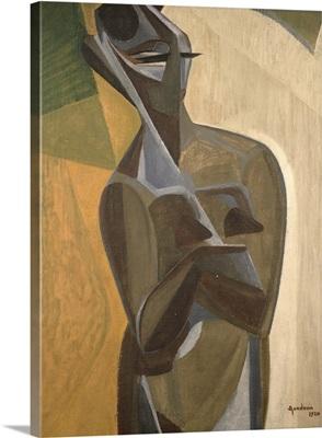 Nude, 1920