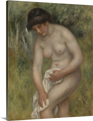 Nude, Green Background, 1902