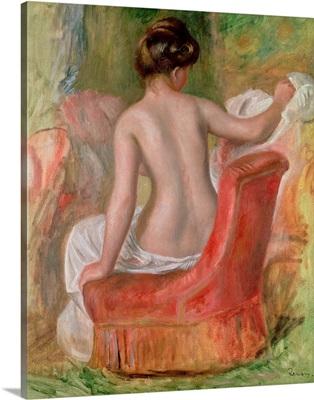 Nude in an Armchair, 1900