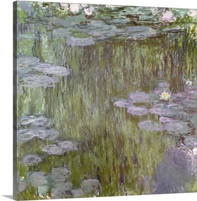Nympheas at Giverny, 1918