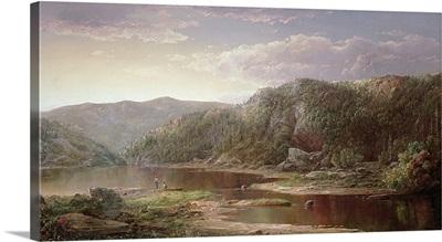 On the Shenandoah, c.1860